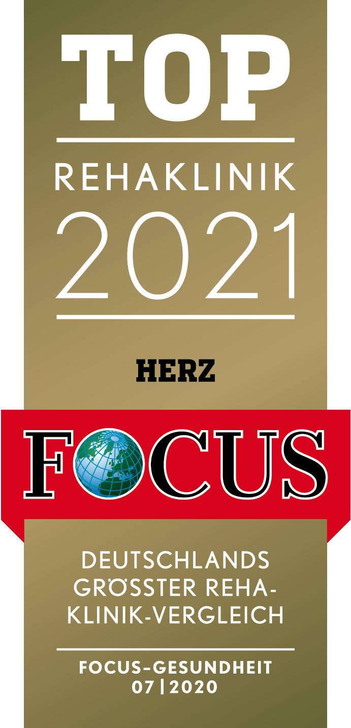Focus Klinikliste 2021 Kardiologie